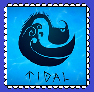 Tidal Class Fan Stamp by MorkelebTheDragon