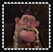 Gobber Fan Stamp by MorkelebTheDragon