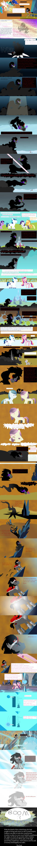 The Unicorn Whose Heart Was Bright as Day by unassuminguser