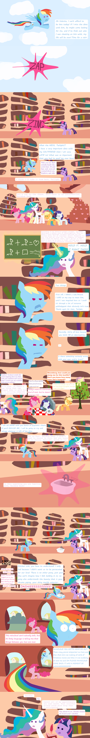 A Colorful Love Life by unassuminguser