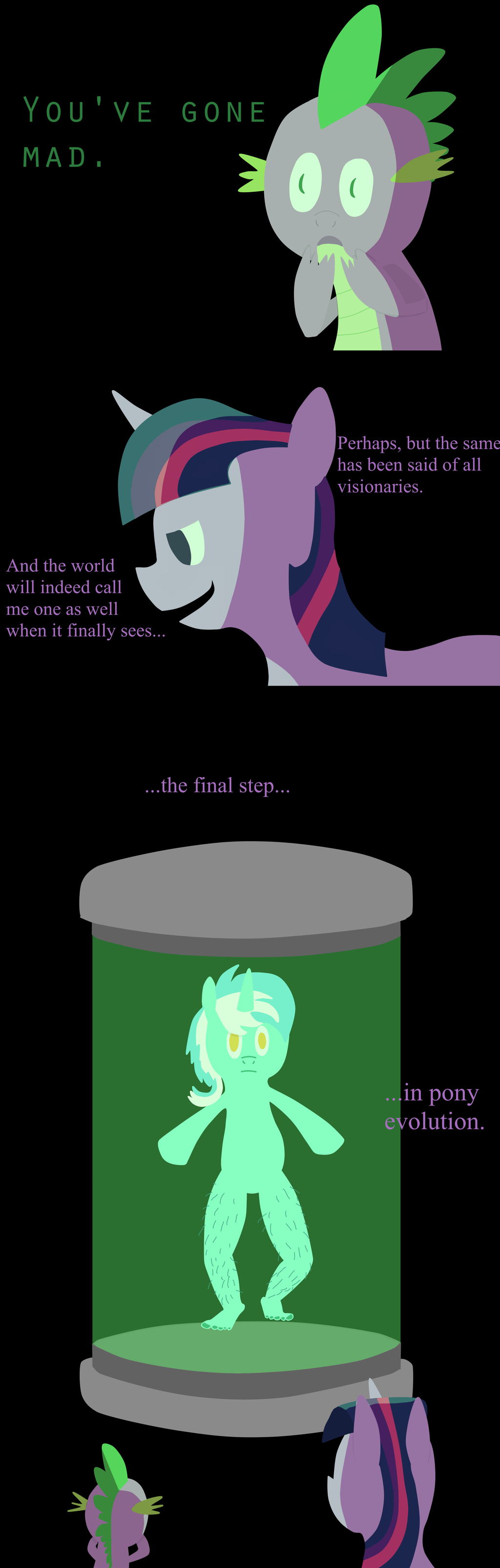 Progress Marches On by unassuminguser