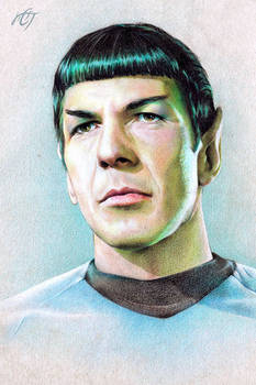 Mr. Spock (Leonard Nimoy)