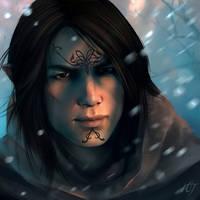 Dalish Hunter - Dragon Age: Inquisition by Inar-of-Shilmista