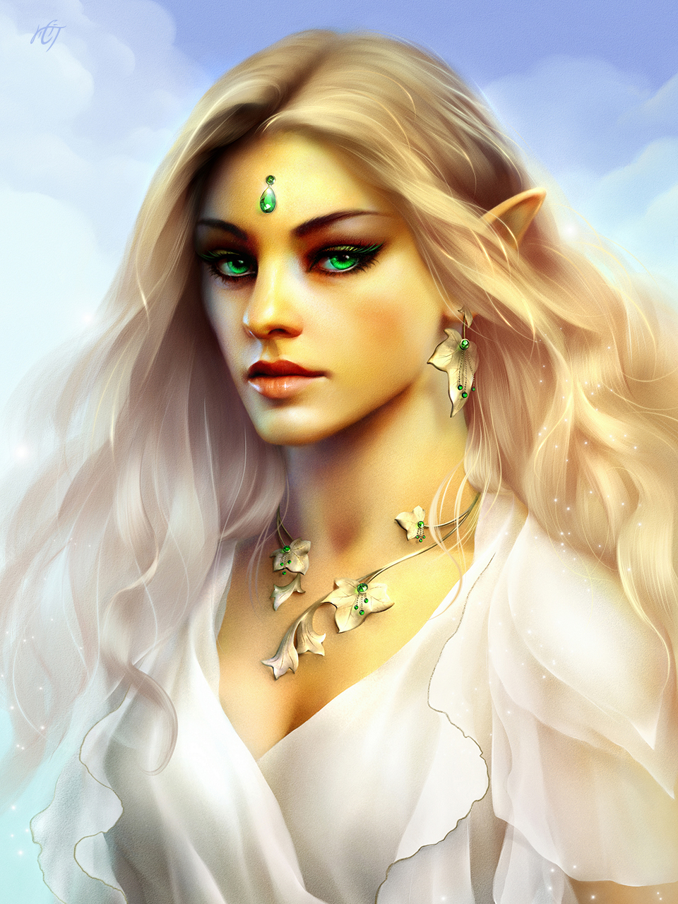 Commission: Tiyra.