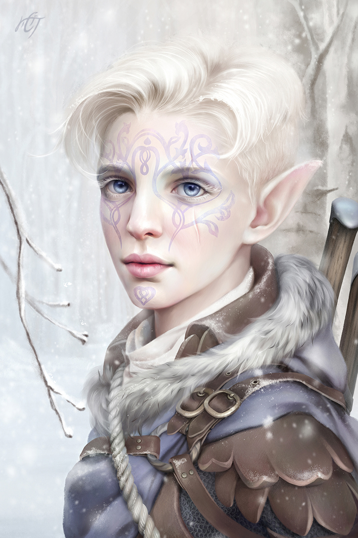 Commission: Adelaide Lavellan