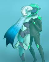 New friendship underwater