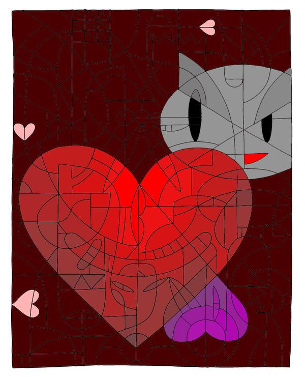 Fella's Valentine by shindekokoro