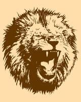 Lion Tattoo by modusponus