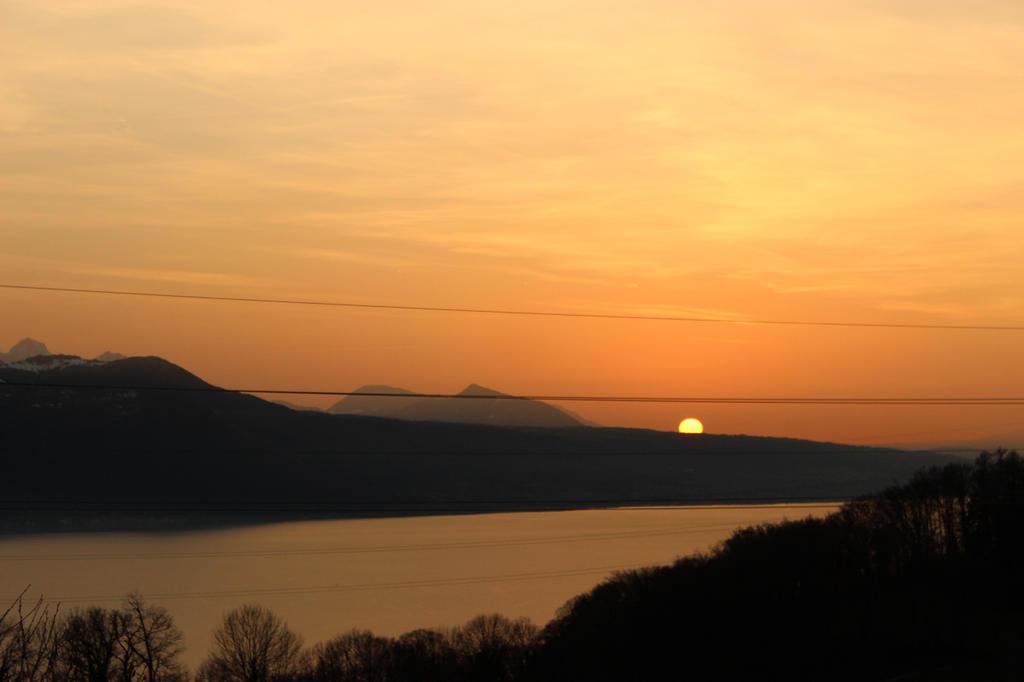 Coucher de soleil by lasonicon on deviantart - Horaire coucher soleil 2015 ...