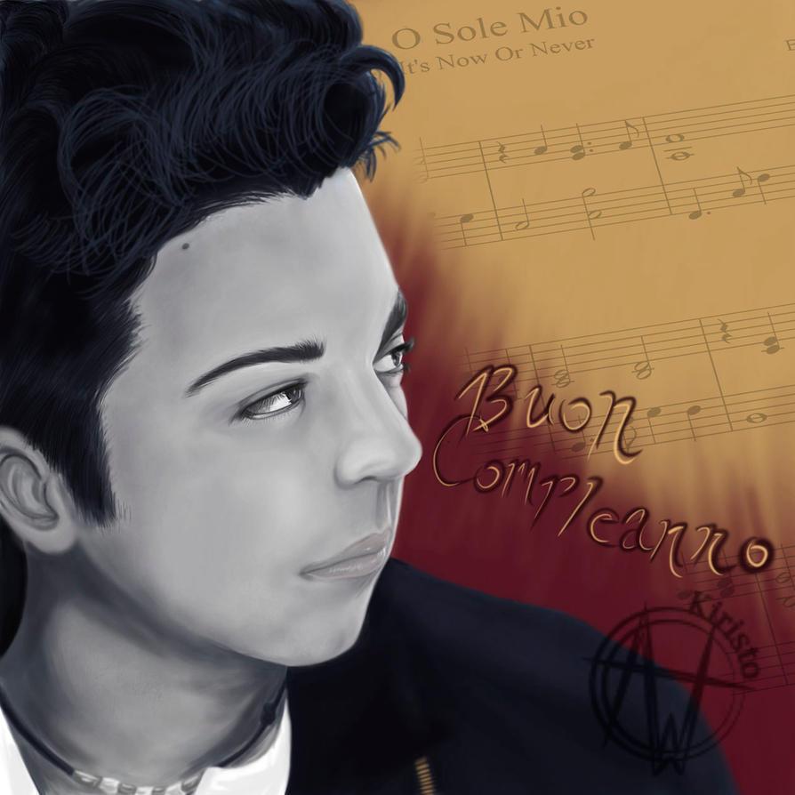 Gianluca Ginoble Birthday Gianluca Ginoble by Kiristo