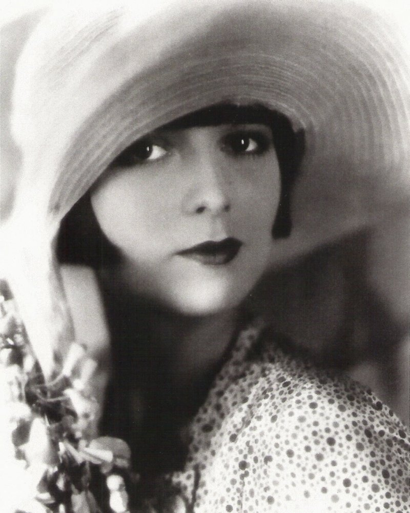 louise brooks and the flapper era