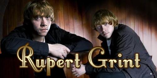 Rupert Grint by PrincessSarahEm