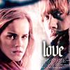Ron Hermione Love Icon by PrincessSarahEm
