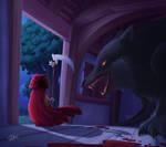 Red Dead Riding Hood by Myluz