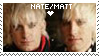 Matt + Nate Stamp by CometTheMicroraptor