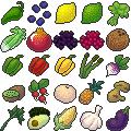 Pixel Produce 2 by CometTheMicroraptor