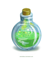 Unidentified potion. Level 1 - Closed by adorabless