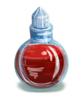 Level 2 Health Potion - OPEN by adorabless