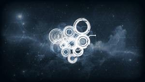 Sci-fi Tech Wallpaper