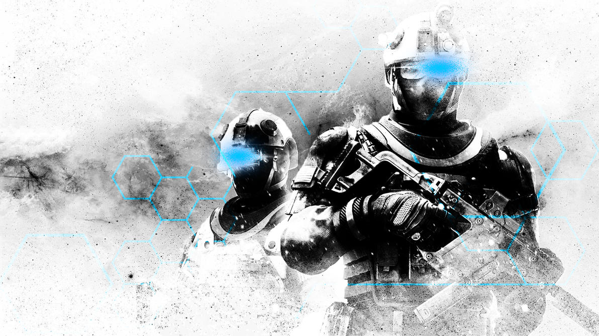 Tom Clancys Ghost Recon Future Soldier Wallpaper By NIHILUSDESIGNS