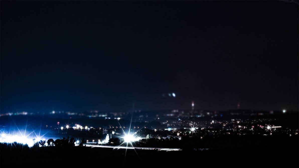 City Lights by Sorrowda