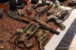 Armas - III Aniversario Steampunk Chile