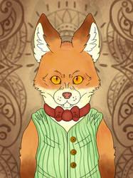 Folksy Fox