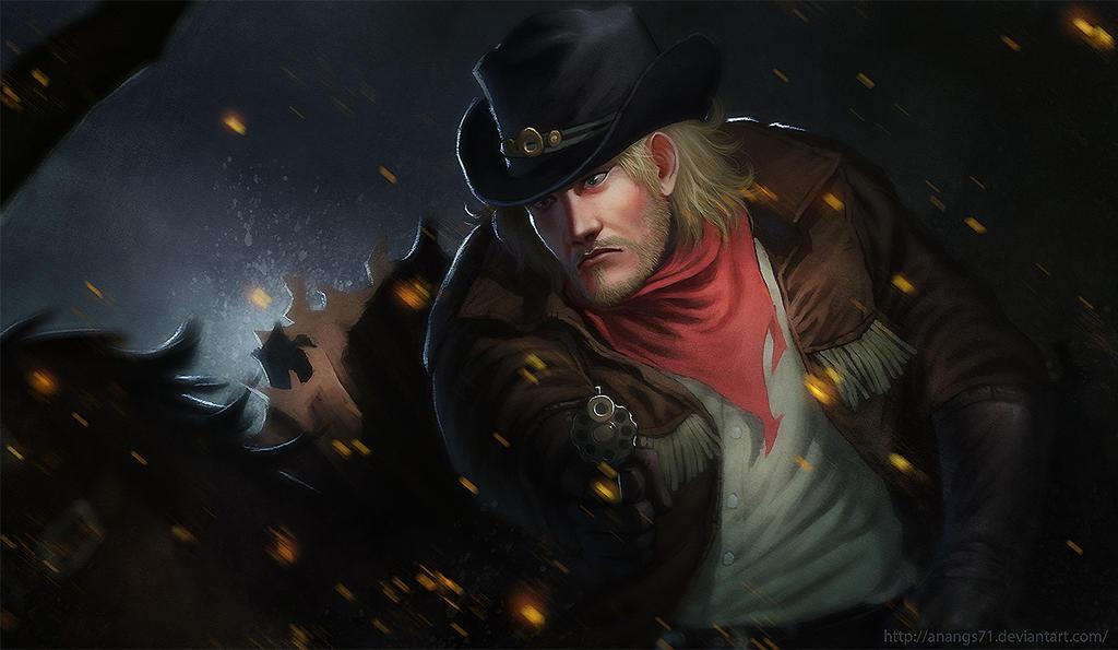 CowBoy by anangs71