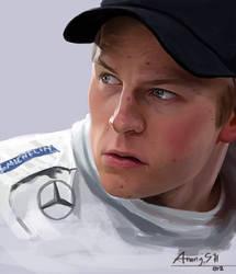 01-Kimi Raikonen by anangs71