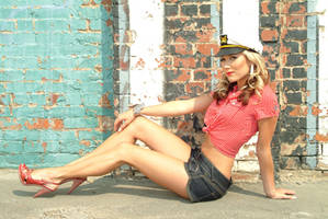 perfect pinup by jillein-portraits