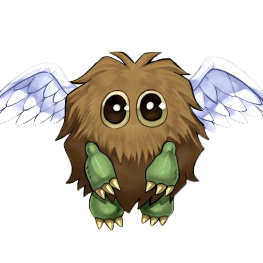 Winged Kuriboh From Yu-Gi-Oh! By Martin2001 By Martin2001