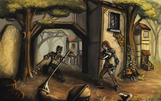 The Ambush by TimKb