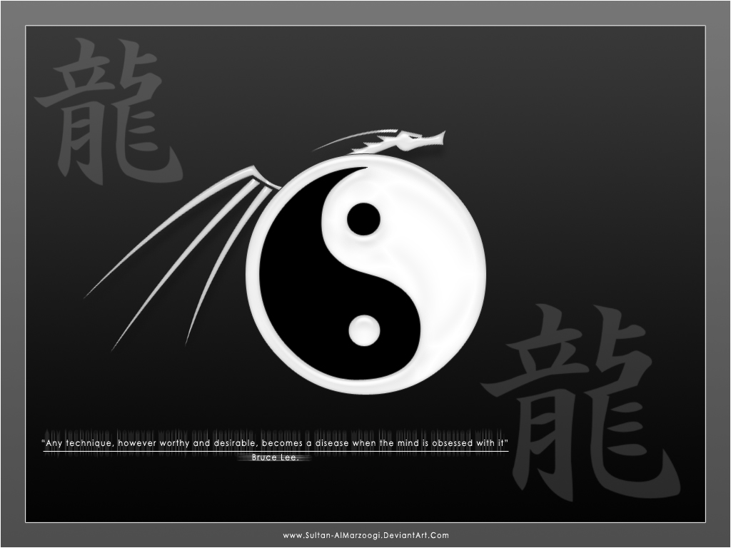 Yin Yang + quote by Sultan-Almarzoogi on DeviantArt