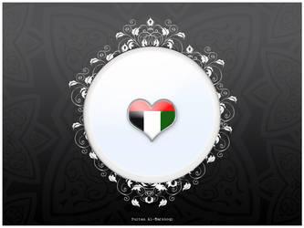 I love UAE by Sultan-Almarzoogi