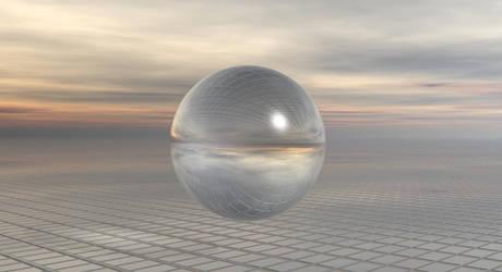 Bubble world by Sultan-Almarzoogi