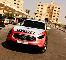 Infiniti FX50s UAE by Sultan-Almarzoogi