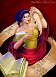 Calliope - Heroic Poetry by Saiyre