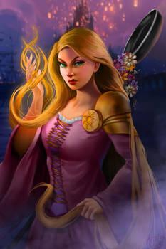 BattleReady Rapunzel