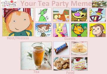 The Tea Party Problem by JamestheCatRules