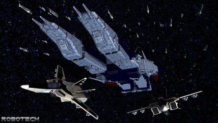 SDF-1 Fleet