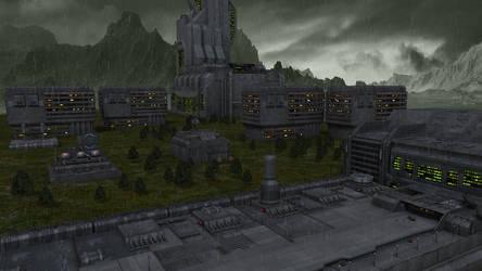 Dark Colony Stock