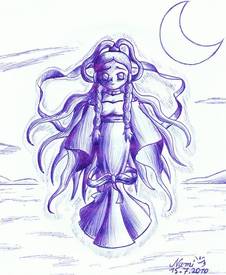 Moon In Avatar Movie: Avatar Moon Spirit By Nami-Blue On DeviantArt