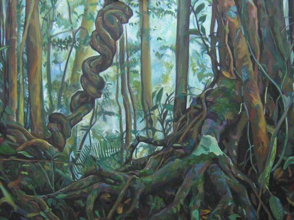 hutan by jerkfreaks