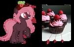 |Cupcake Ponies Info|OPEN SPECIES|