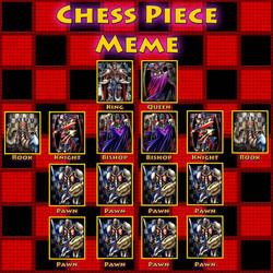 Yugioh Chess Piece