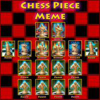 Hearthstone Chess Piece
