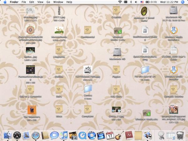 The Desktop of Veggieman by Veggieman
