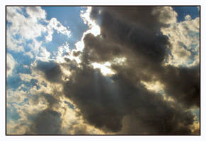 Sun and Clouds 2 by syrenemyst