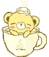 My Bear n Friend by Shioon