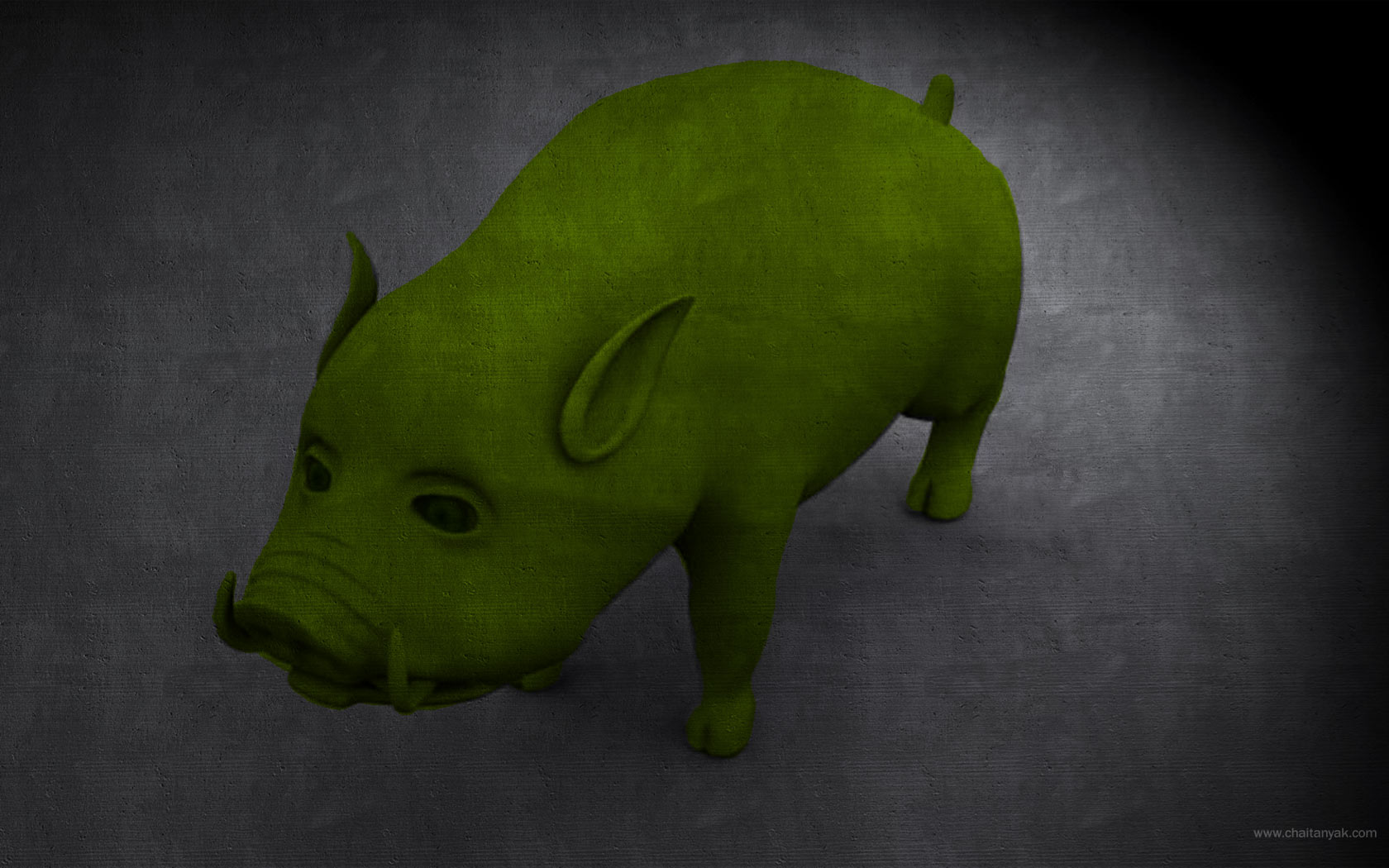porky wild boar